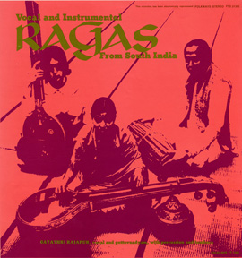 Ragas from South India