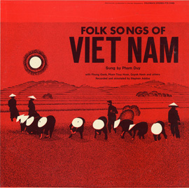 Folk Songs of Vietnam