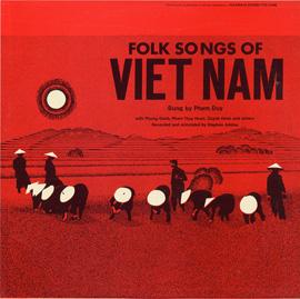 Folk Songs of Vietnam