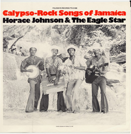 Calypso Rock Songs of Jamaica
