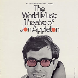 The World Music Theatre of Jon Appleton