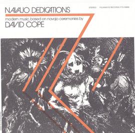 Navajo Dedications: Music by David Cope