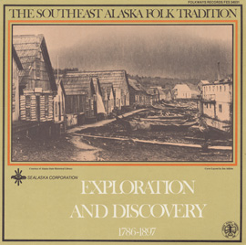 Russian-American Preservation / Lament for Lord Franklin (medley)