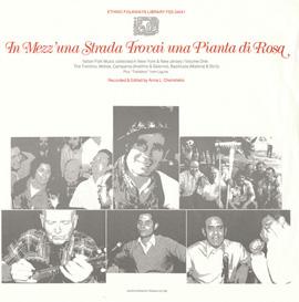 Sicily: Friscalettu - Tarantella - Flute, Percussion