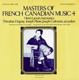 Masters of French-Canadian Music, Vol. 4