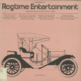 Ragtime Entertainment (Original Recordings)