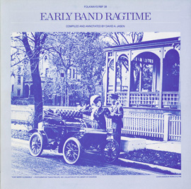 Early Band Ragtime