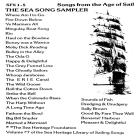 The Sea Song Sampler