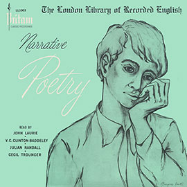 The London Library of Recorded English, Book III: Narrative Poetry
