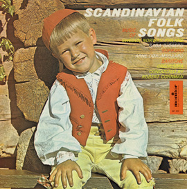 Scandinavian Folk Songs of Sweden, Norway and Finland