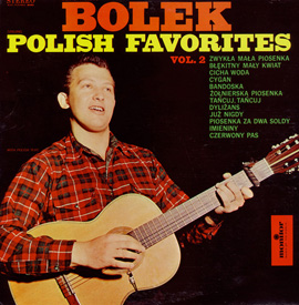 Bolek Sings Polish Favorites, Vol. 2