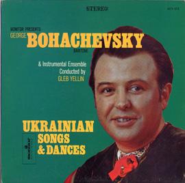 Ukrainian Songs and Dances
