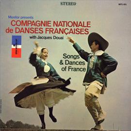 Compagnie Nationale de Danses Françaises with Jacques Douai