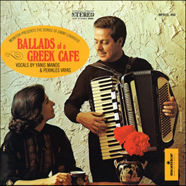 Ballads of a Greek Cafe