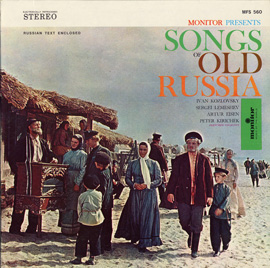 Songs of Old Russia (LP edition)