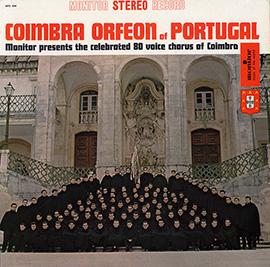 Coimbra Orfeon of Portugal