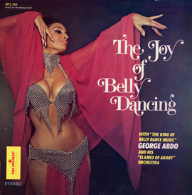 The Joy of Belly Dancing (LP edition)