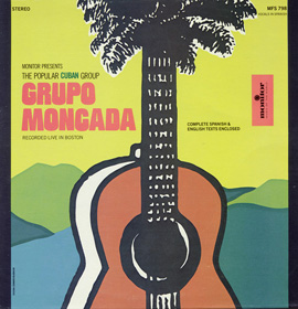 Grupo Moncada Recorded Live in Boston