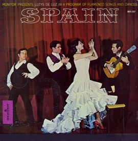 Spain: Flamenco Songs and Dances