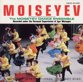 Moiseyev Dance Ensemble