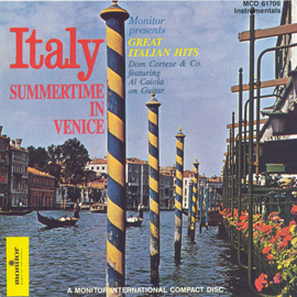 Summertime in Venice: Great Italian Hits