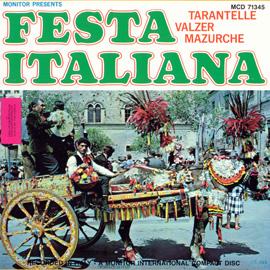 Festa Italiana: Songs and Dances