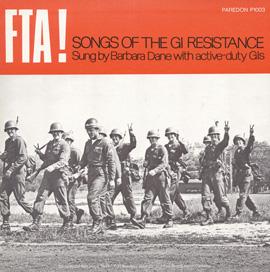 FTA! Songs of the GI Resistance