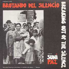 Brotando del Silencio: Breaking Out of the Silence