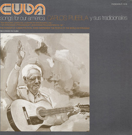 Cuba: Songs for Our America