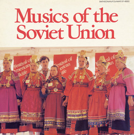 Musics of the Soviet Union