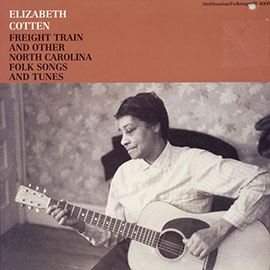Elizabeth Cotten Master Of American Folk Music