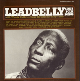 Lead Belly Sings Folk Songs