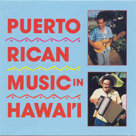 Puerto Rican Music in Hawaii