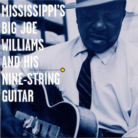 Mississippi's Big Joe Williams and His Nine-String Guitar