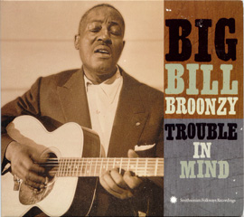 Trouble in Mind - Big Bill Broonzy