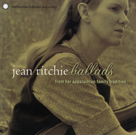 Sound Sessions Radio – Jean Ritchie