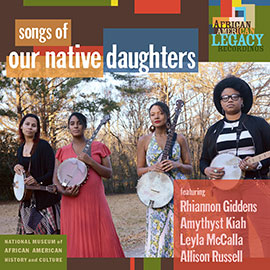 Songs of Our Native Daughters album cover