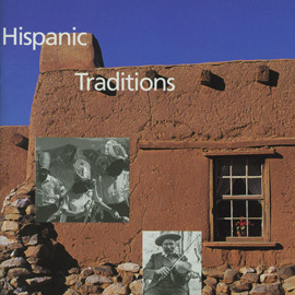 Music of New Mexico: Hispanic Traditions album cover