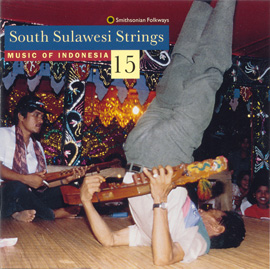 Music of Indonesia, Vol. 15: South Sulawesi Strings