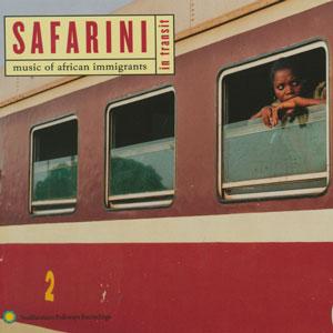 Safarini in transit: Music of African immigrants