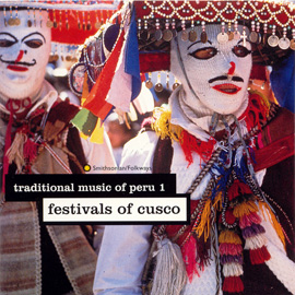 Traditional Music of Peru Series