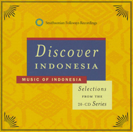 Music of Indonesia Series