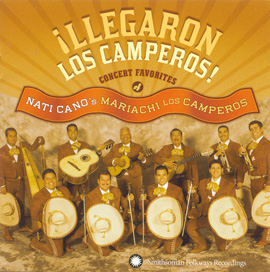 ¡Llegaron Los Camperos! album cover