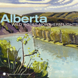 Alberta: Wild Roses, Northern Lights