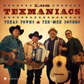 Texas Towns & Tex-Mex Sounds