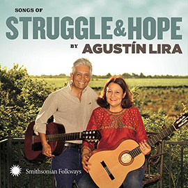 Songs of Struggle and Hope album cover