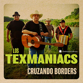 Cruzando Borders Album Cover