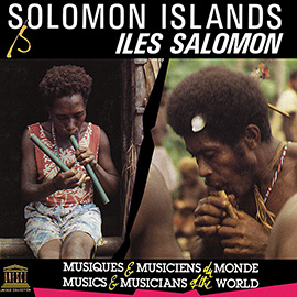 Solomon Islands: Fataleka and Baegu Music from Malaita