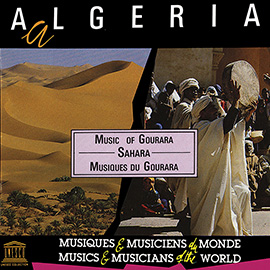 Algeria: Sahara - Music of Gourara