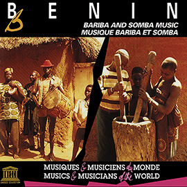 Benin: Bariba and Somba Music